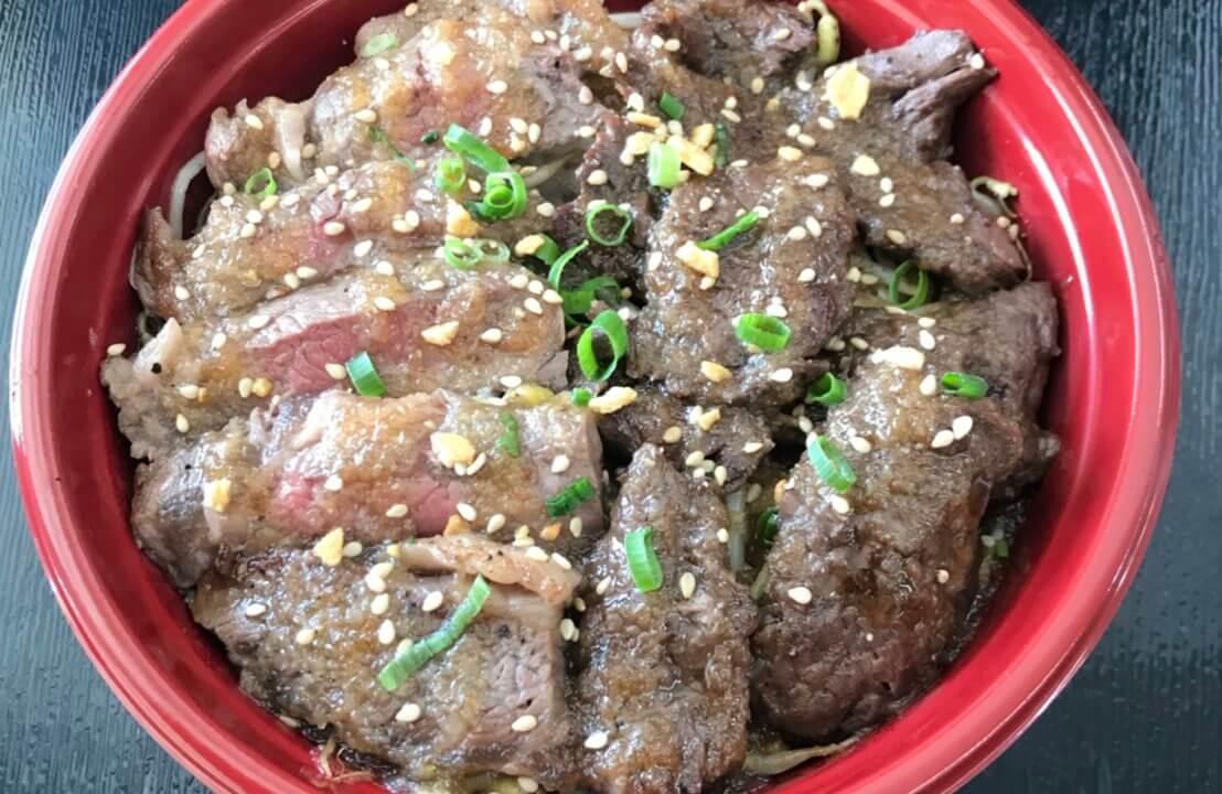 肉のイナミ 弁当