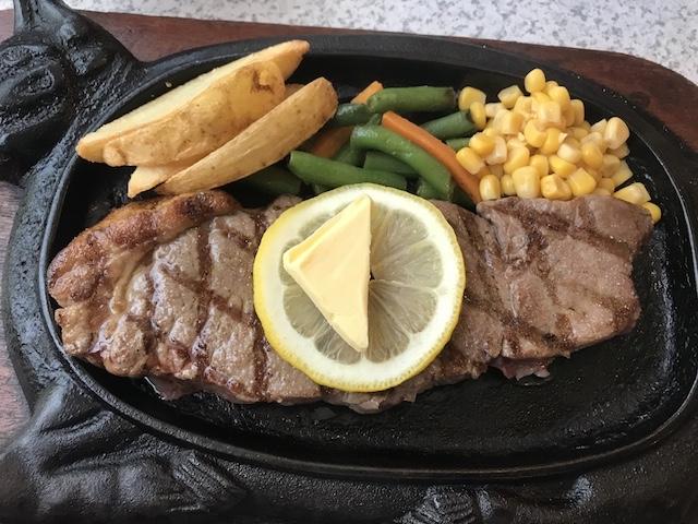 沖縄肉ステーキ88サーロイン